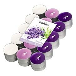 Geurtheelicht multi colour brick 30 Lavendel