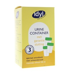 Urinecontainer