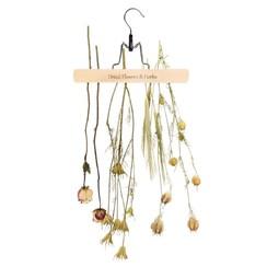 Esschert Design Bloemen- en kruidendroogklem ( exclusief droogbloemen)