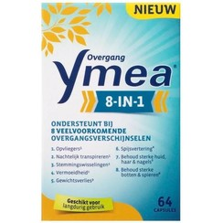 Ymea Overgang 8-in-1 Capsules 64cp