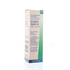 Teva Xylometazoline HCI 0.5mg/ml neusspray 10ml