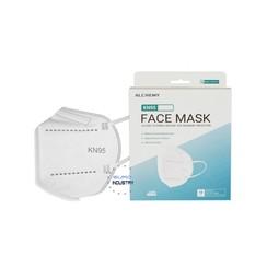 KN95 FFP2 Facemask mondkapje wit - 10 stuks