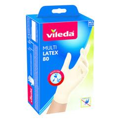 Vileda Multi Latex M//L Handschoenen 80 Stuks