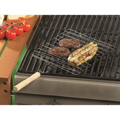 Barbecue grill klem vierkant 20x20cm