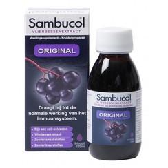 Sambucol Vlierbessensiroop Original 120ml