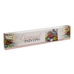 Diamond Painting Bloemen 30x30cm