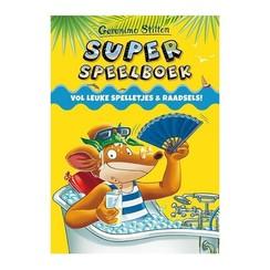 Rebo Geronimo Stilton Superspeelboek