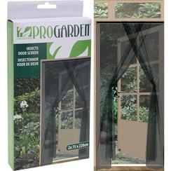 Insectenhor voor deur set van 2 stuks a 75x220cm