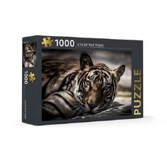 Rebo puzzel Eye Of The Tiger 1000 stukjes