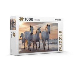 Rebo puzzel Horses 1000 stukjes