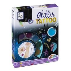 Grafix Glitter Tattoo set