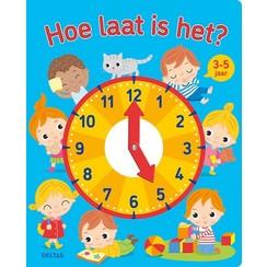 Deltas Hoe laat is het (3-5 jaar)