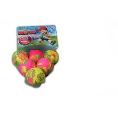 Splashballen 5cm 6 stuks in netje