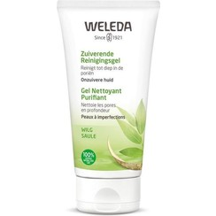 Weleda Reinigingsgel Naturally Clear Zuiverend 100ml