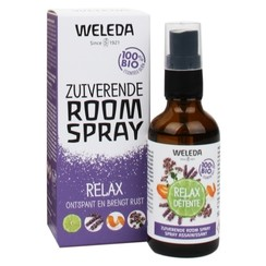 Weleda Roomspr relax 50ml