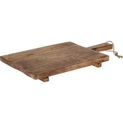 Snijplank mangohout 45x25cm