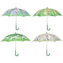 Esschert Design Kinder Paraplu puppies en kittens Ø63cm