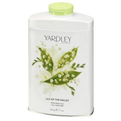 Yardley Lily Of The Valley Talkpoeder 200 Gram
