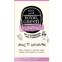 Royal Green Multi Woman 120 tabletten