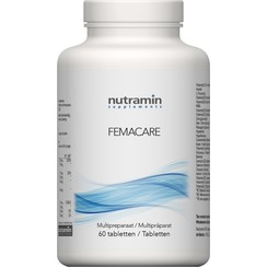 Nutramin Femacare 2.0 90 tabletten