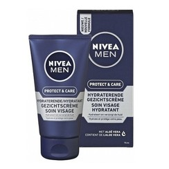 Nivea For Men Protect & Care Hydraterende Gezichtscrème 75ml