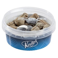 Kindly's Fjordenmix 120g