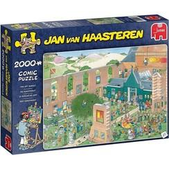 Jumbo Jan van Haasteren De Kunstmarkt 2000pcs
