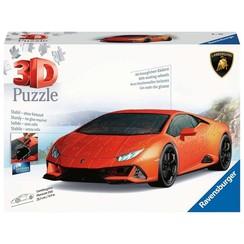Ravensburger 3D puzzel Lamborghini Huracan EVO 108 stukjes