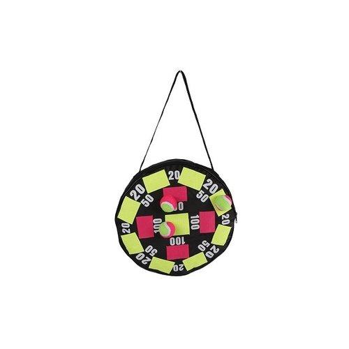2-Play Klittenband Tennisbal dartsspel 35cm