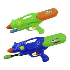 Watergeweer 33cm met pomp. In verschillende kleuren