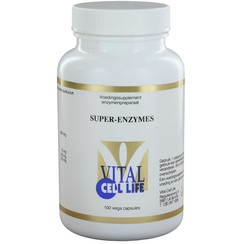 Vital Cell Life Super enzymes 100cap