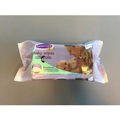 Sweetcare Babydoekjes normaal 1 x 72 doekjes