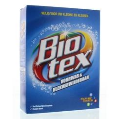 Biotex Blauw voorwas 750g