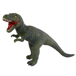 DinoWorld T-rex dinosaurus met geluid 57cm