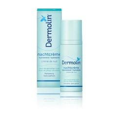 Dermolin Nachtcrème 50ml