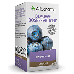 Arkocaps Blauwe Bosbesvrucht 45 capsules