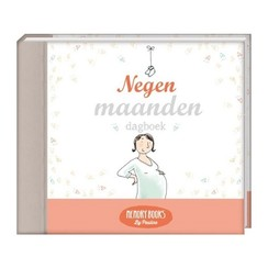 Memorybooks by Pauline - Negen maanden dagboek