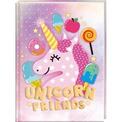 Vriendenboek Unicorn Fantasyemoji
