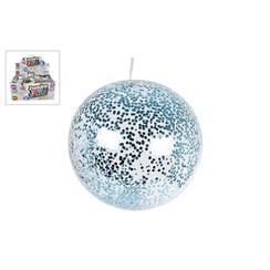 Jumbo glitter ballon 85cm