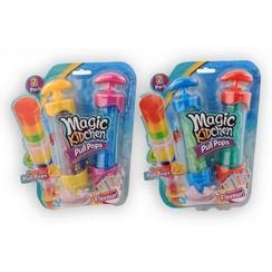 Magic Kidchen Pull Pops ijsjesmaker 2-pack