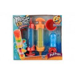 Magic Kidchen Pull Pops mix je eigen ijsjes