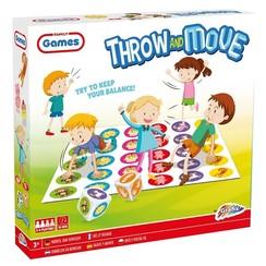 Grafix Throw & Move Twisterspel