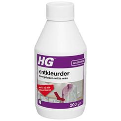 HG Ontkleurder Witte Was 200g
