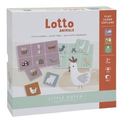 Tiamo Little Dutch Lotto dieren