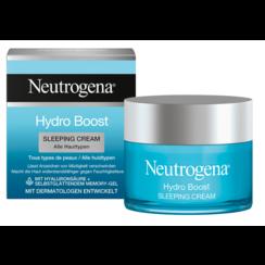Neutrogena Hydro Boost Sleeping Cream Nachtcrème 50ml