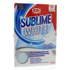 K2R Sublime White Doekjes 10st