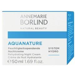 Annemarie Borlind Aquanature Hydraterende Nachtcreme 50ml