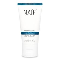 Naif Nurturing Nachtcrème 50ml