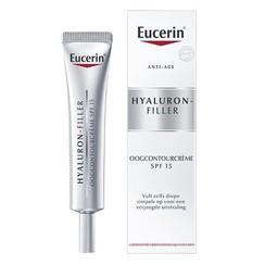 Eucerin Oogcreme anti age hyaluron filler 15 ml