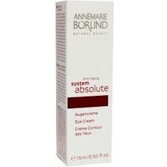 Annemarie Borlind System absolute oogcreme 15ml